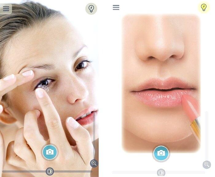 app specchio gratis