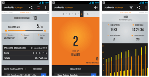 app fitness