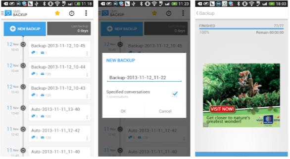 SMS Backup Restore
