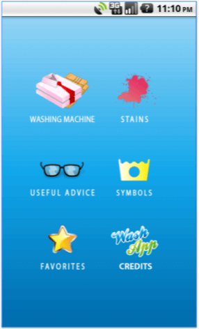 WashApp - App Android