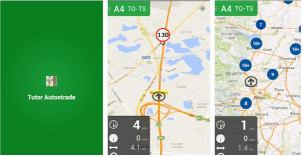 app per viaggiare Tutor autostrade free