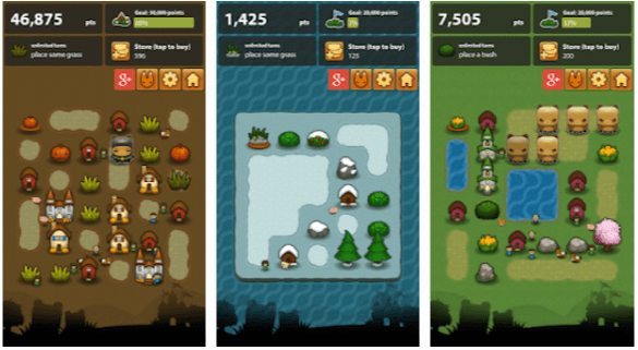 app rompicapo android Triple Town