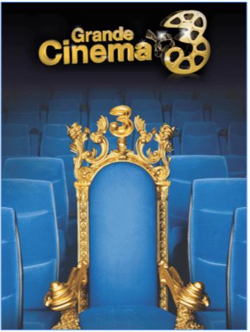 Grande Cinema 3 - App Cinema