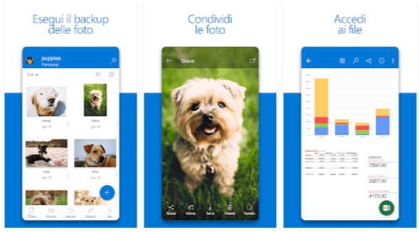 Microsoft OneDrive - App cloud Android