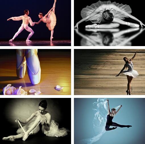 sfondo danza