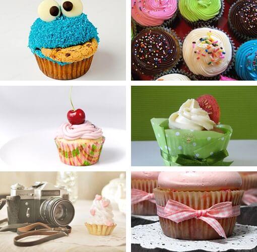 sfondi cupcake