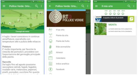 Pollice Verde Orto Gratis - App Android