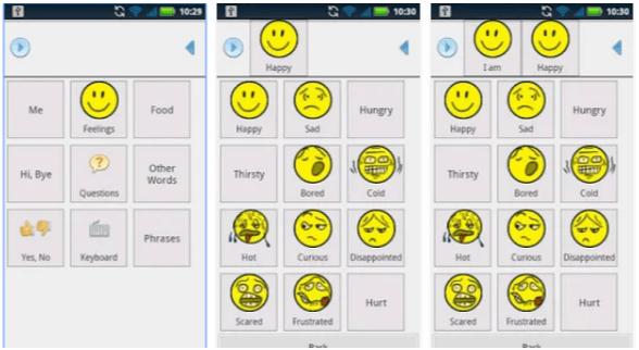 Communication Helper - App Android Contro Afasia