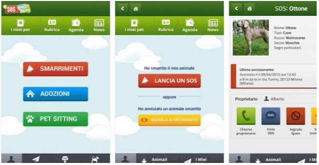 SOS Bau Boys - App per Cani Android