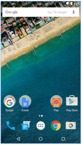 launcher google