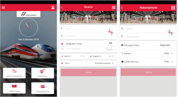 Trenitalia - App Android