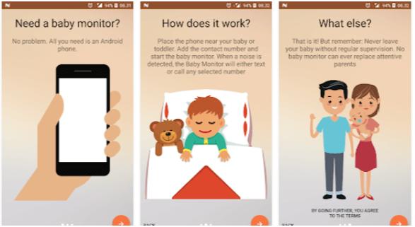 app Baby Monitor