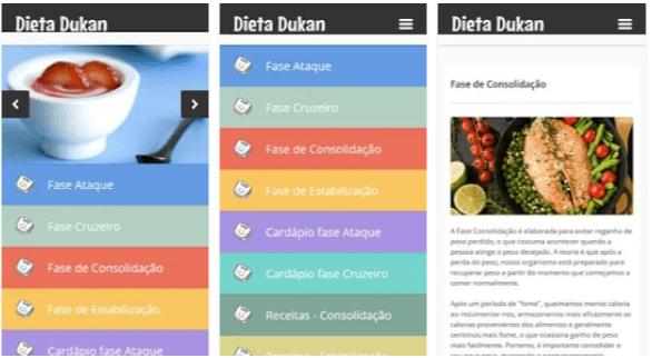 App Dieta Dukan Gratis