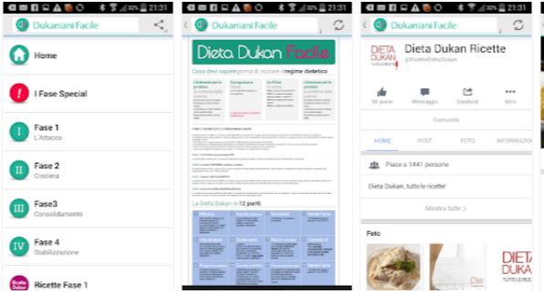 Dukaniani app dieta dukan