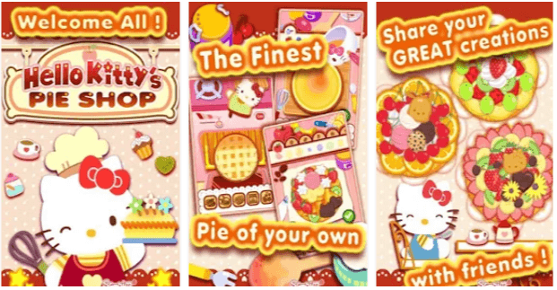 giochi gratis hello kitty Pasticceria di Hello Kitty