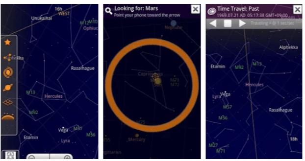 appa stellare app Sky Map