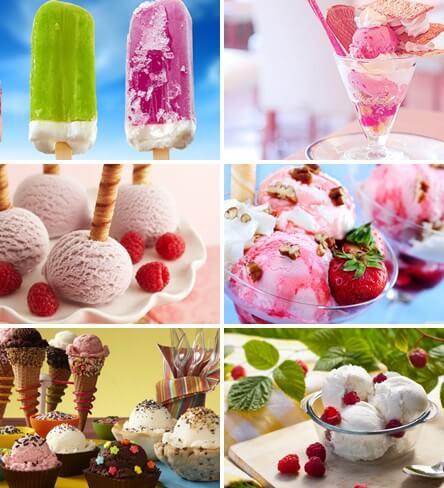 sfondi gelati