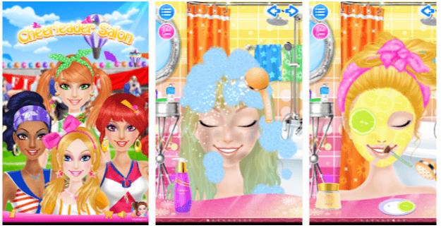 giochi salone di bellezza