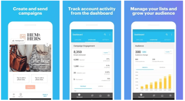 MailChimp App Android