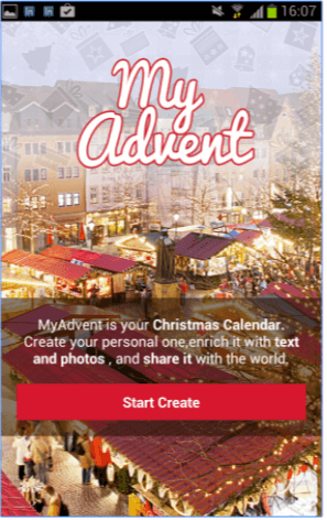 MyAdvent - App Android