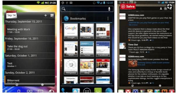 APW Widgets - App Android