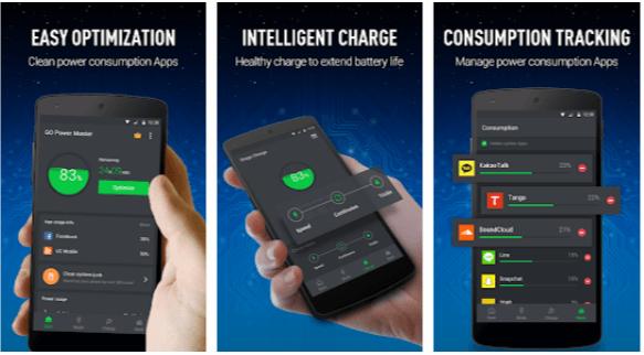 GO Risparmio batteria - App Android