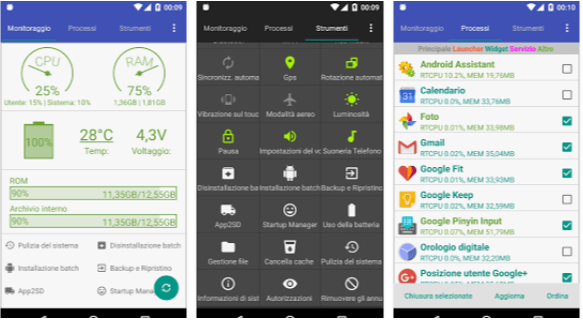 Assistant for Android App indispensabile sicurezza