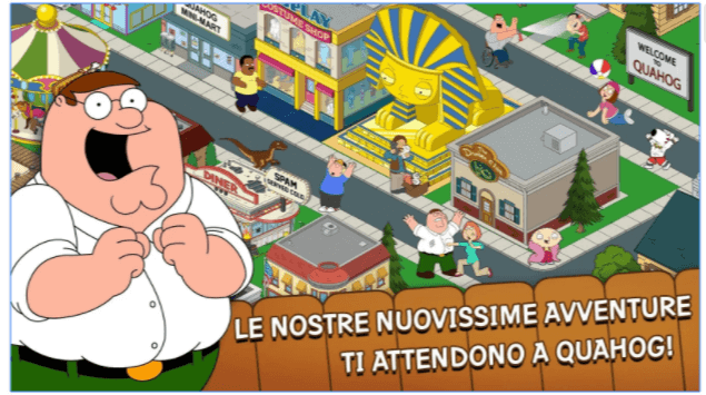 gioco griffin app android