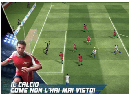 Real Football - App Android
