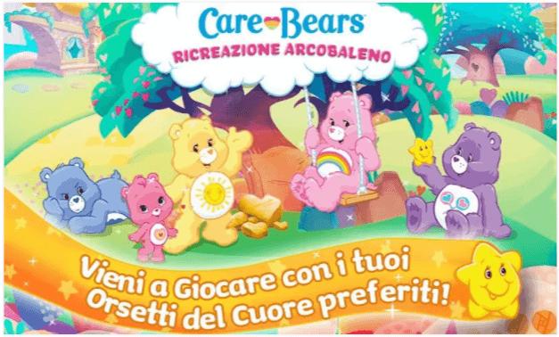 giochi orsetti del cuore