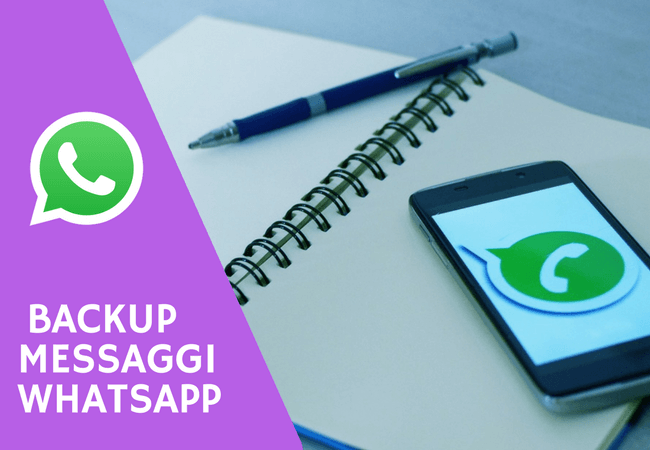 backup messaggi whatsapp