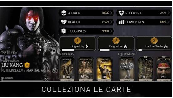 Trucchi Mortal Kombat
