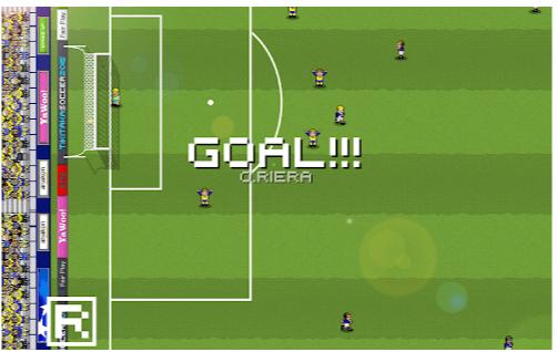 tiki taka soccer