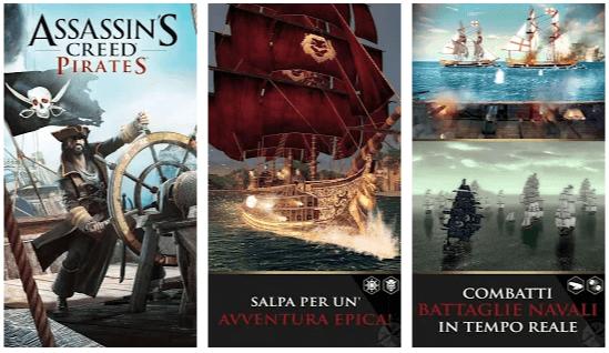 trucchi Assassin's Creed Pirates
