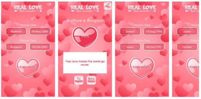 Calcolatrice d'Amore