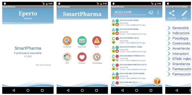 SmartPharma - App android
